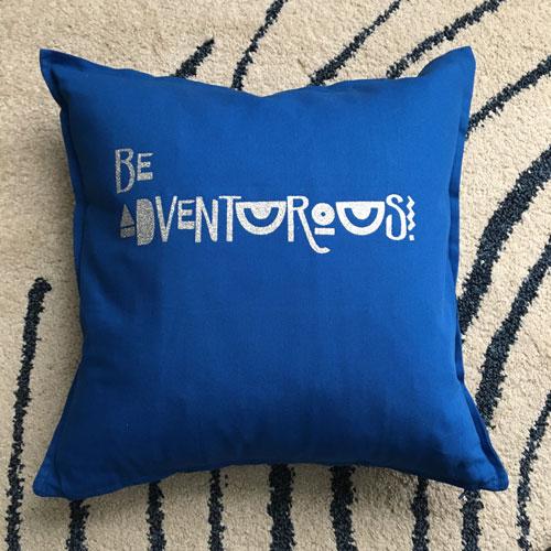 Be Adventerous