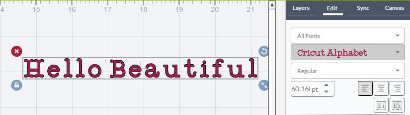 Hello Beautiful Font Image 1