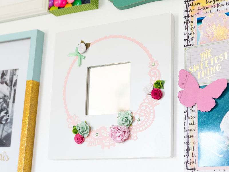 Customizing Cricut Make It Now Projects