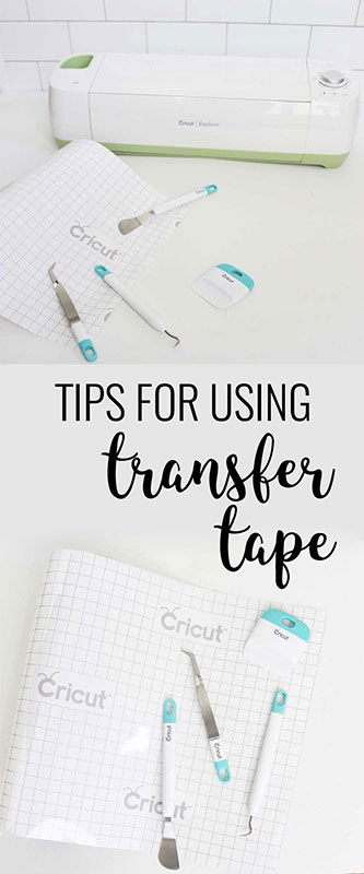 transfer tape tips