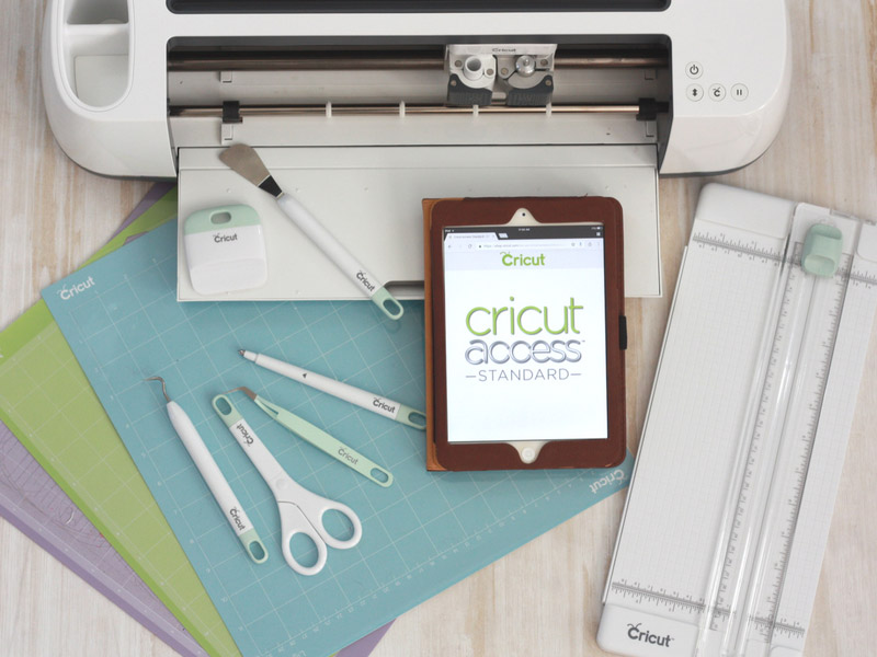 Supplies for all beginning Cricut users