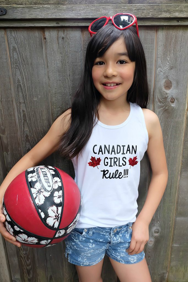 Canada Day Projects With a Cricut