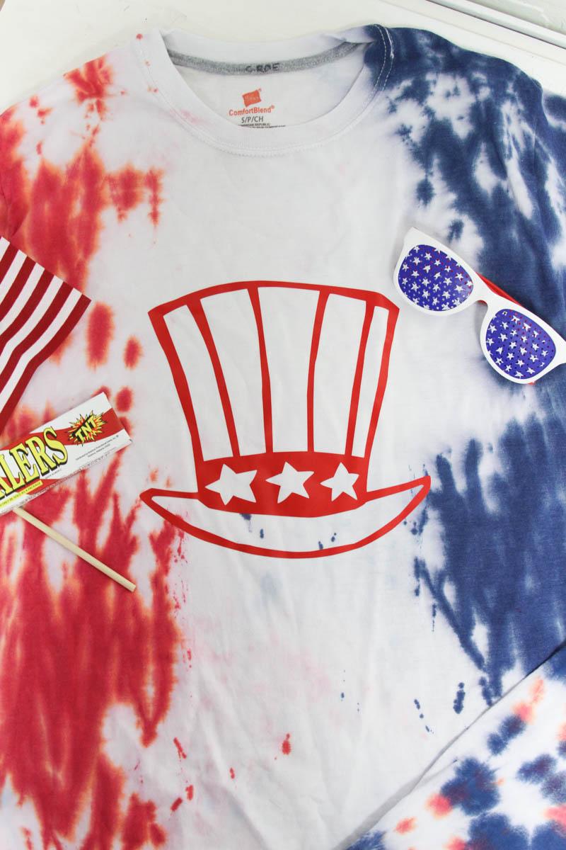 Patriotic tees