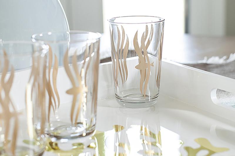 Sea Kelp Glasses