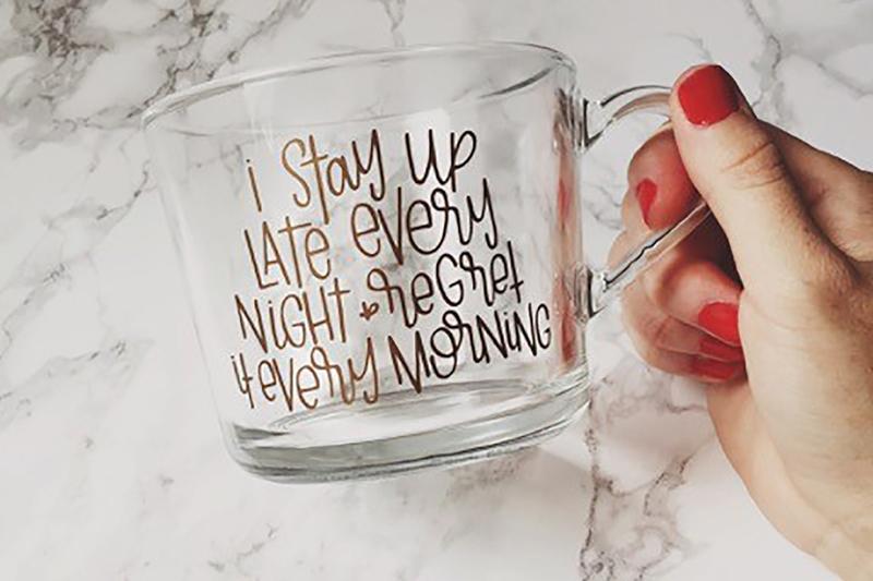 Stay Up Late Mug