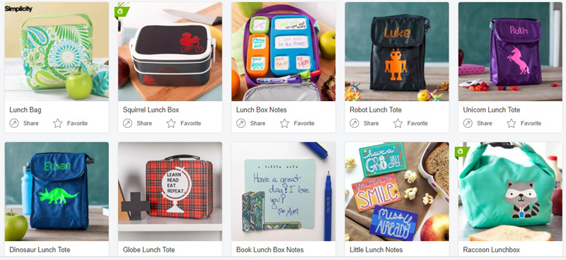 Geeky Lunch Totes