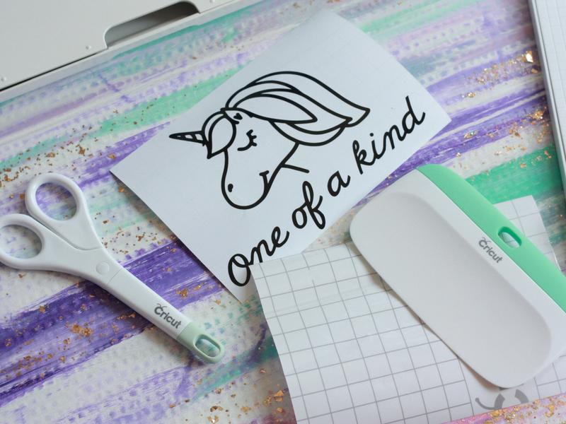 Personalized Unicorn Pencil Case