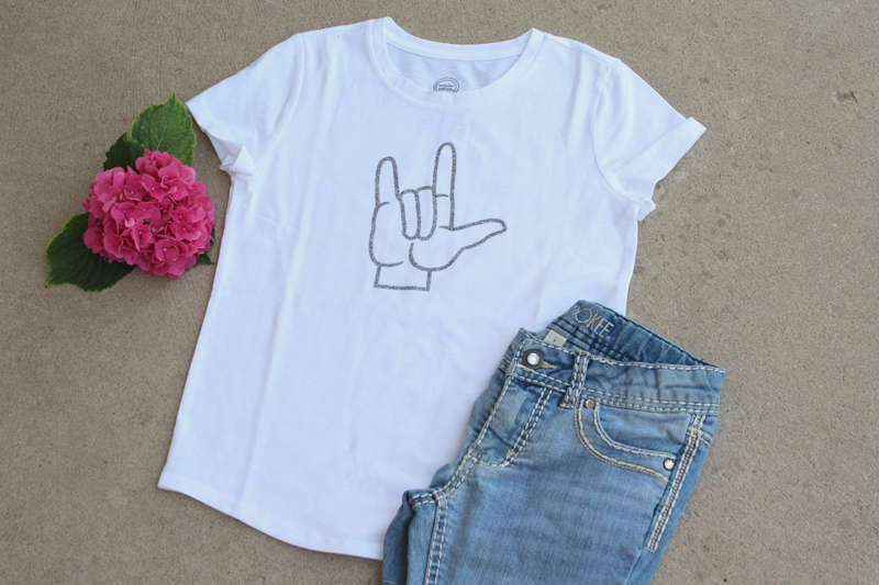 American Sign Language Shirts