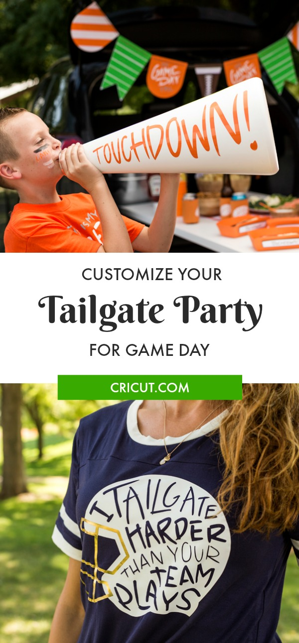 Customize Your Tailgate Party for Game Day