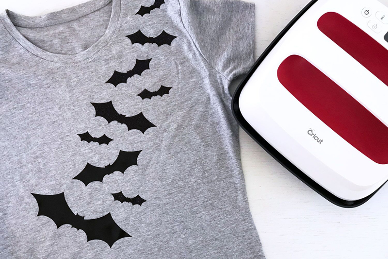 DIY Halloween Shirts with JGoode Designs