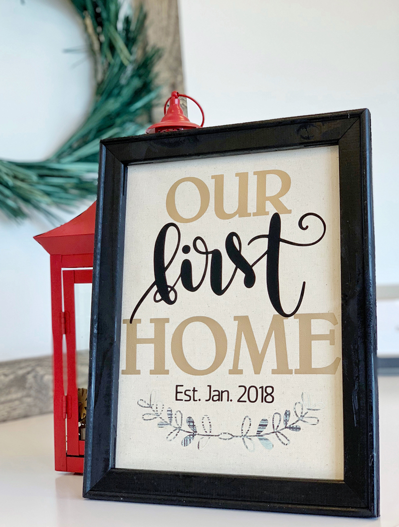 8 Weeks to DIY Holiday Gift Giving: Milestone Gifts