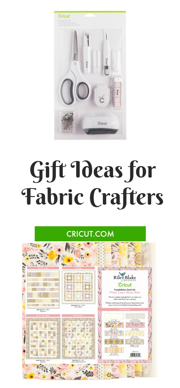 Holiday Gift Guide for Fabric Crafters