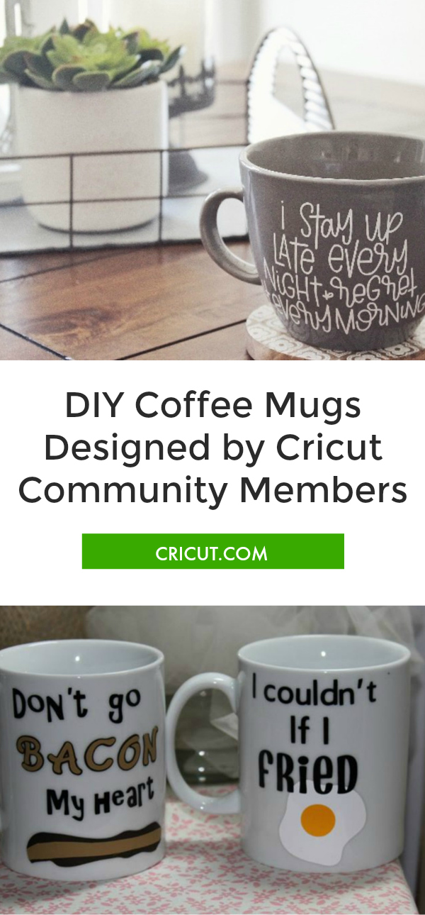 Cricut Community Favorite Mug Projects