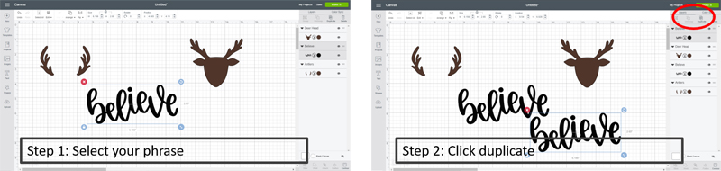 Combine Images in Design Space