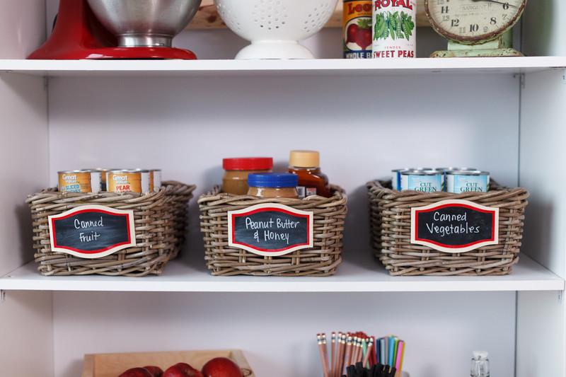 Organizing labels, organizing ideas