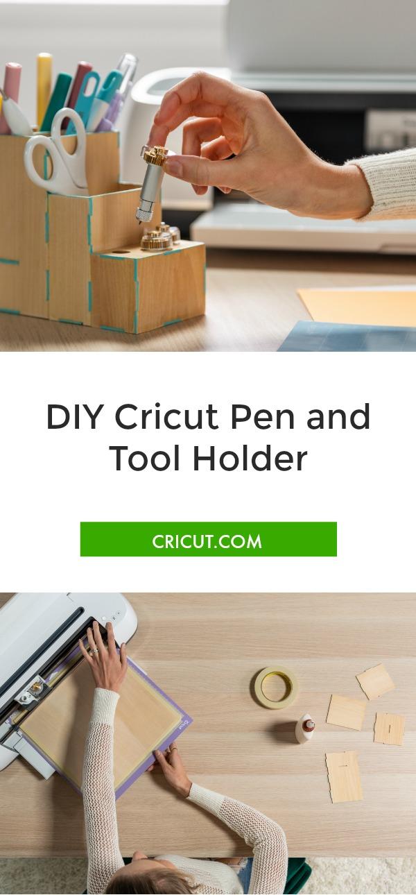 DIY tool organizer, DIY pen organizer, pen holder, tool holder