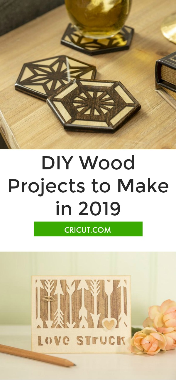 Must Makes In 2019 Wood Projects Cricut
