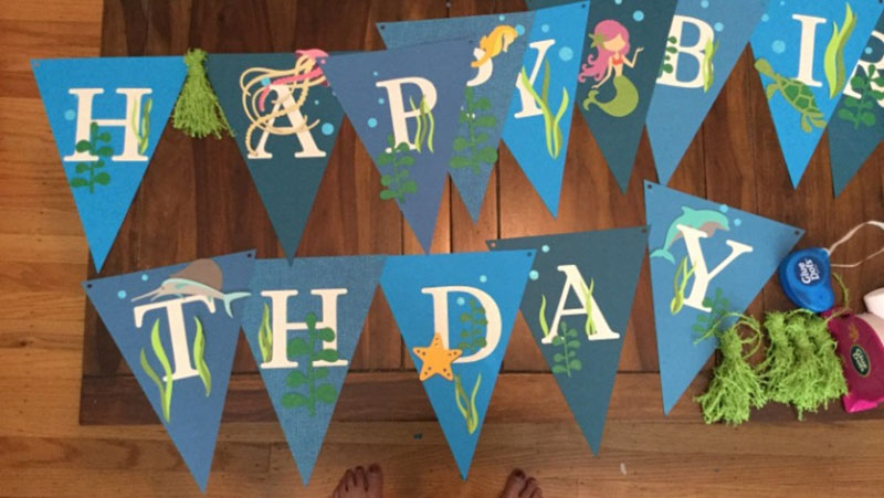 Cricut Community Favorites: DIY Birthday Parties