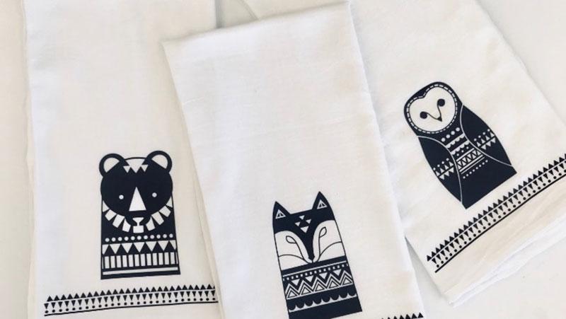 Cricut Community Favorites: Kitchen Towels