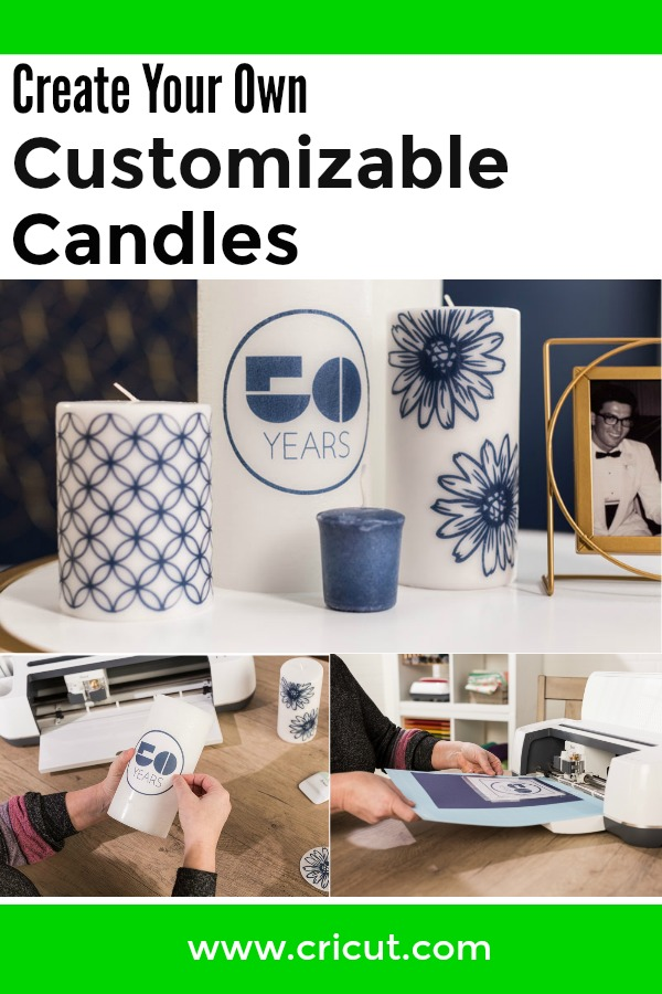 DIY Customizable Candles