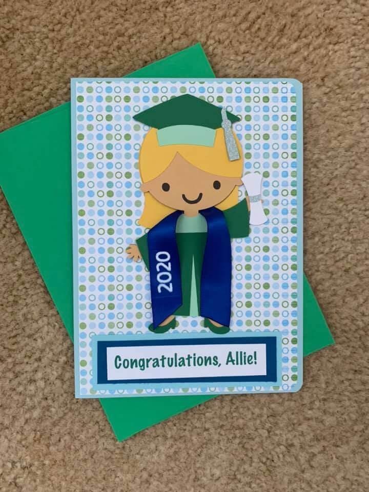 Karyl Patredis Graduation Card