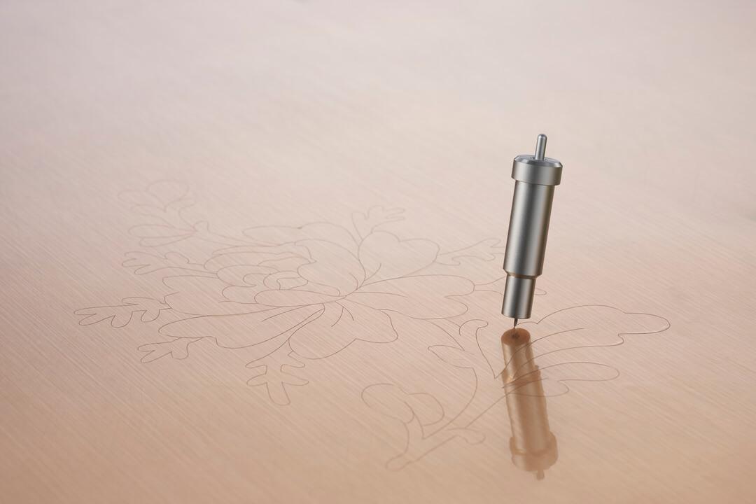 Cricut Maker tools - engraving blade