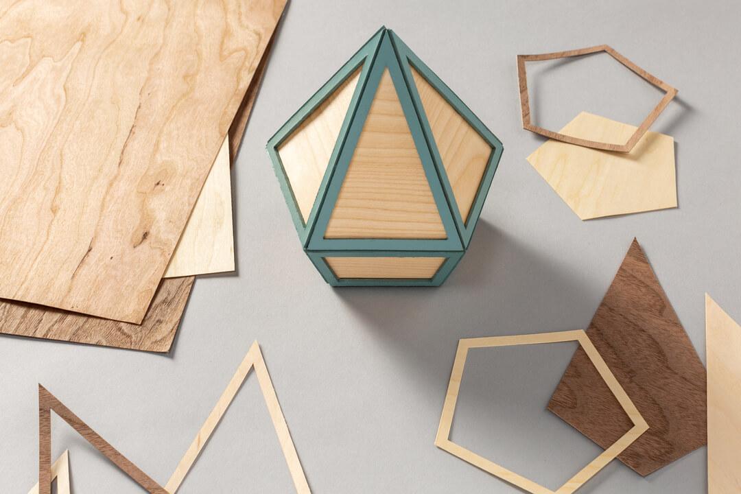 Cricut wood materials