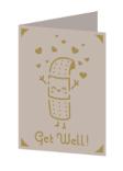 Get Well Cricut insert card image