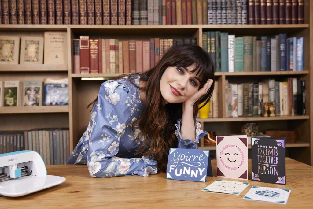 Zooey Deschenel shares 25 DIY holiday decor and gift ideas