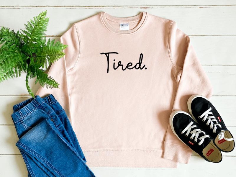 Primrose Fleur - Tired Jumper