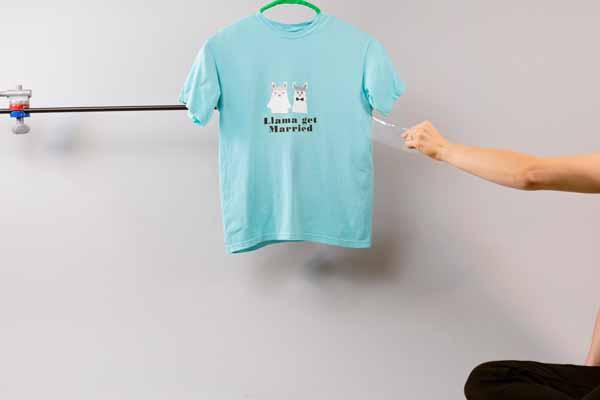 Cricut Community Video - Nikki, wedding shirts