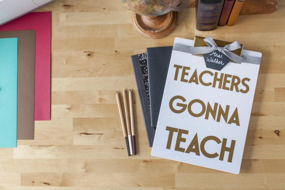 Teachers Gonna Teach desktop