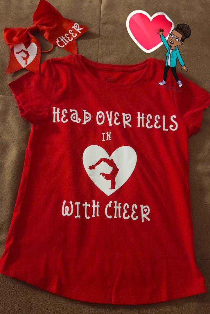 Melissa Barr: Cheer T-shirt