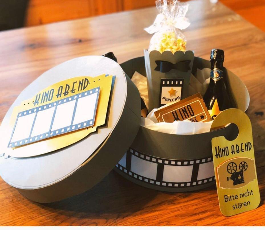 Maren Bussmann - Movie Gift Package