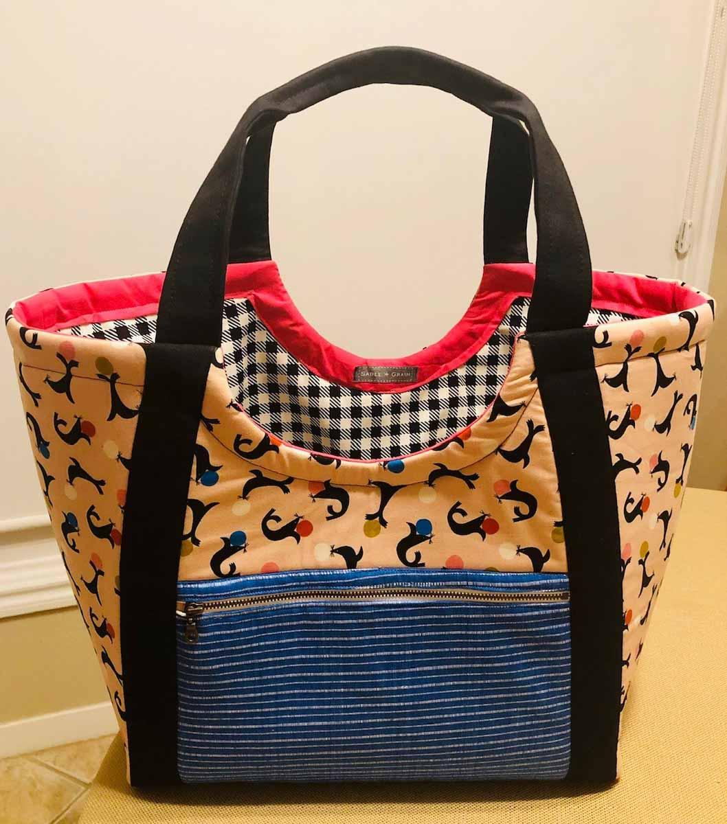 Sommer Louie - Beach bag