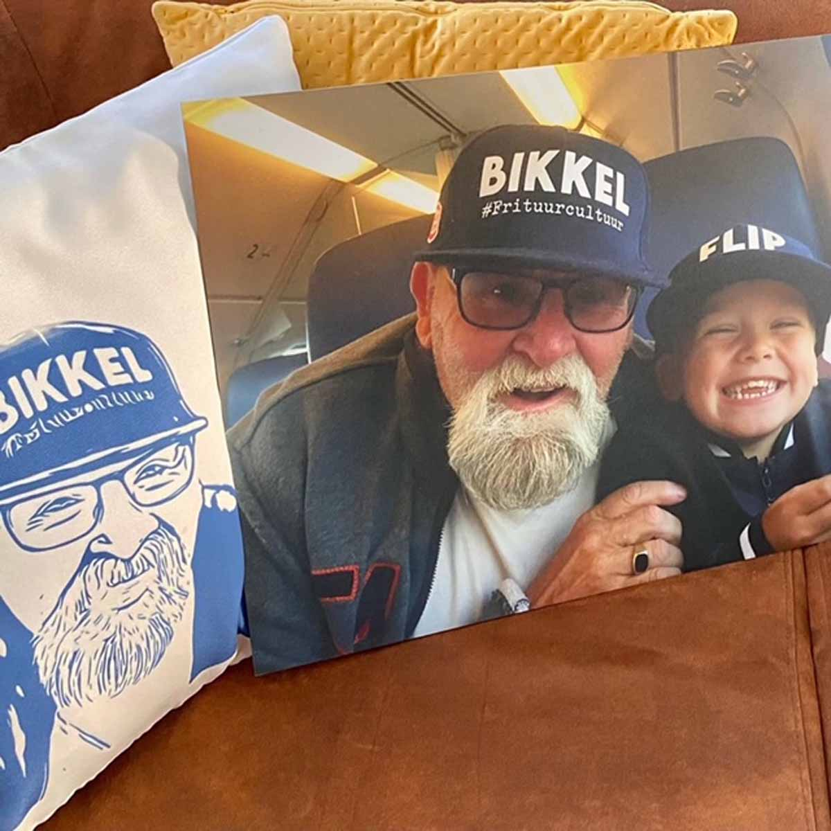 Tamara Tigchelaar - family gift pillow