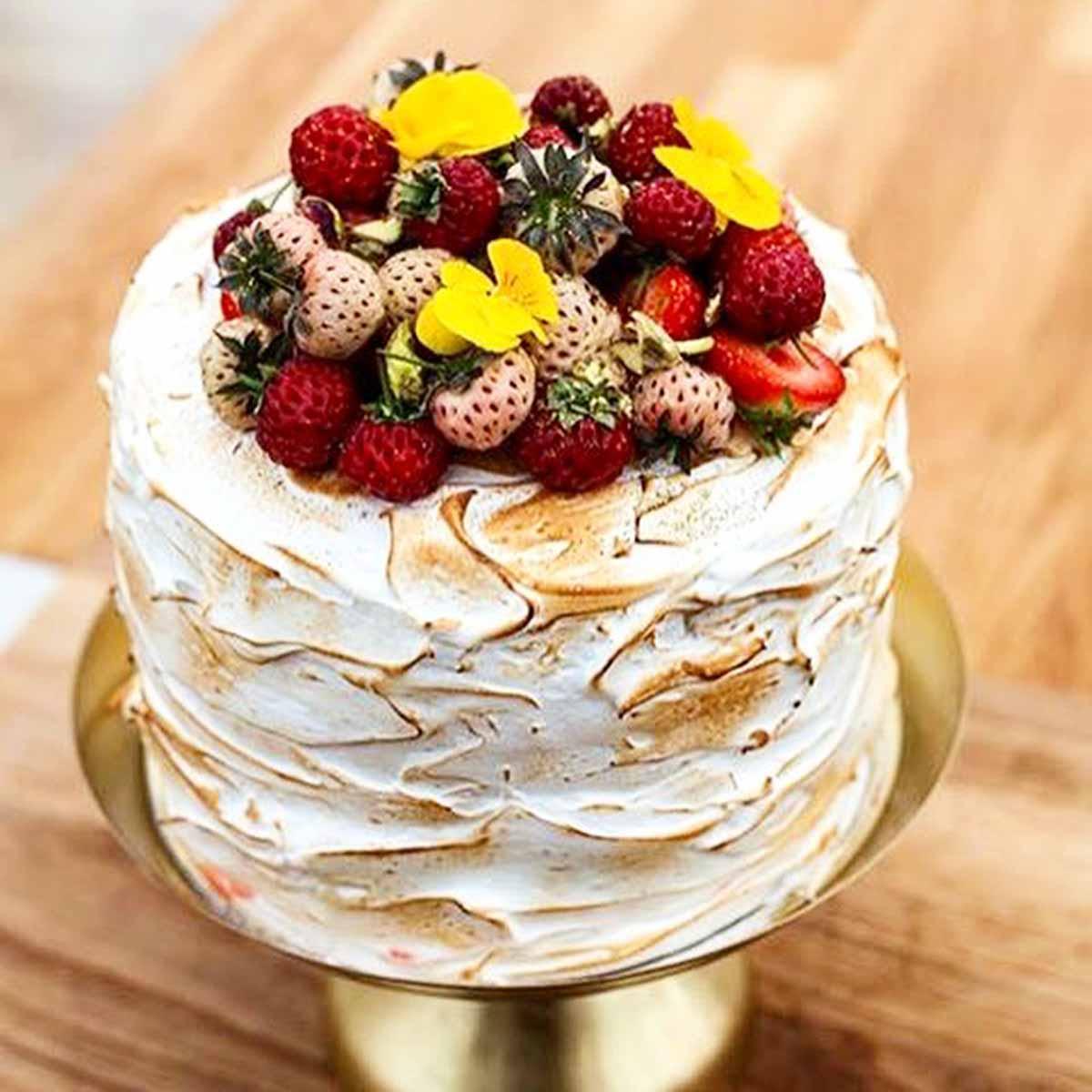 Shireen Selfelt cake