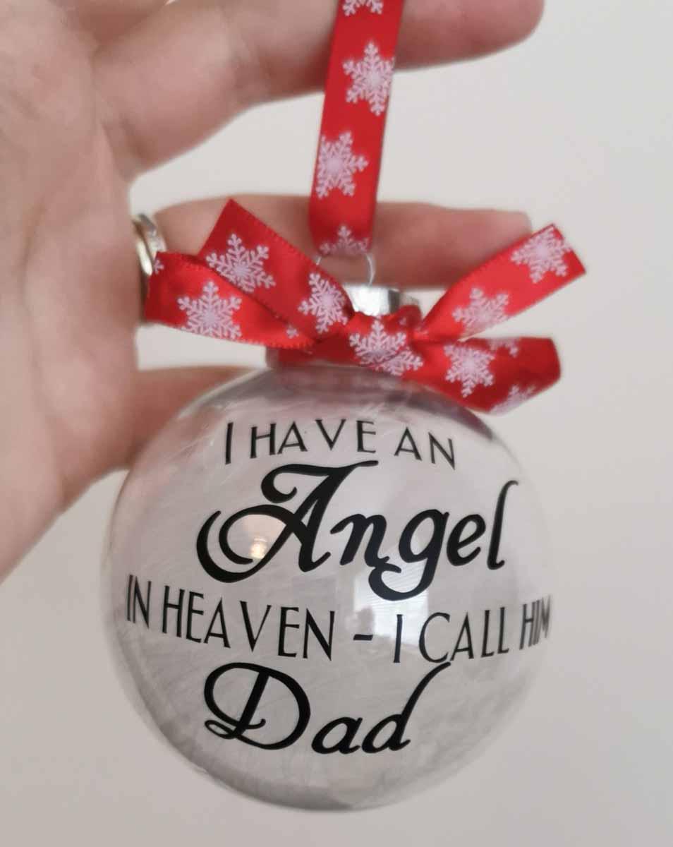 Lisa Johns - Angel ornament