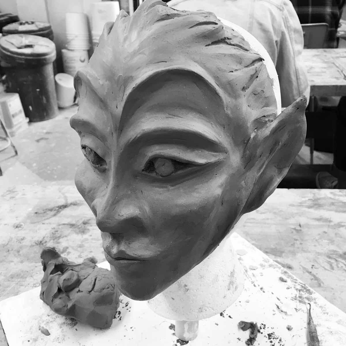 Lam Pham - mask