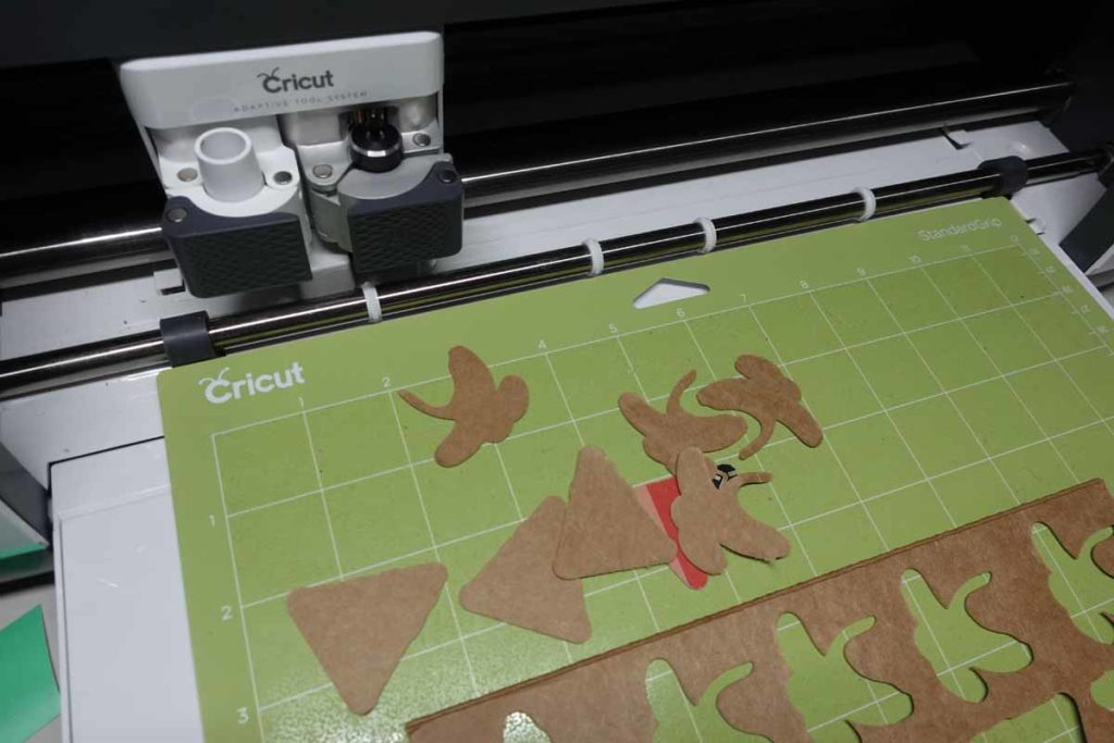 Cutting paperboard with Cricut Maker