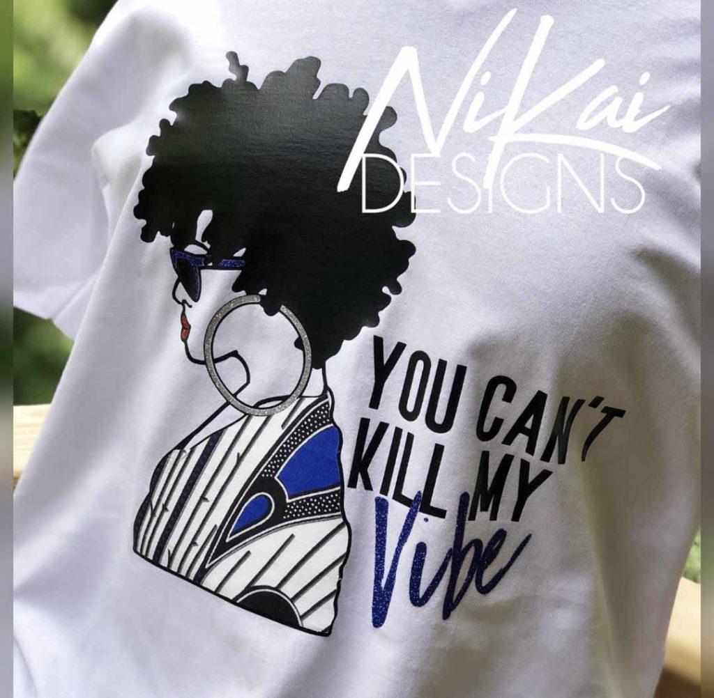 Karen Baxter - T-shirt
