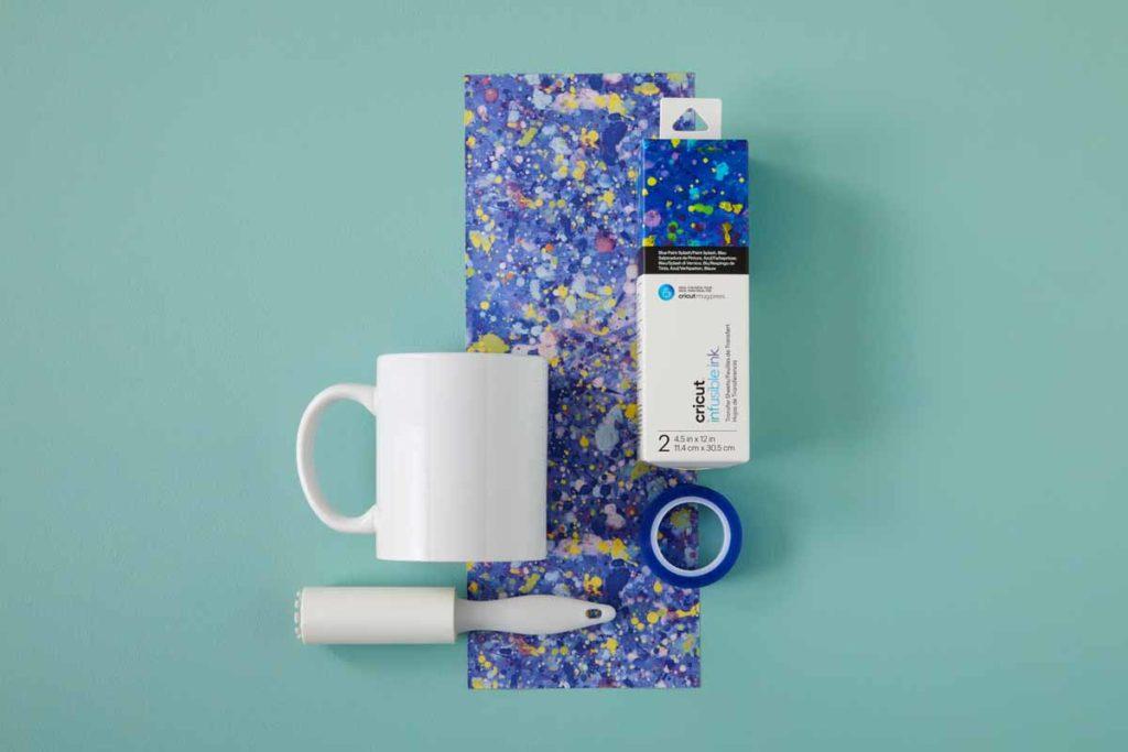 Cricut Mug Press - supplies needed