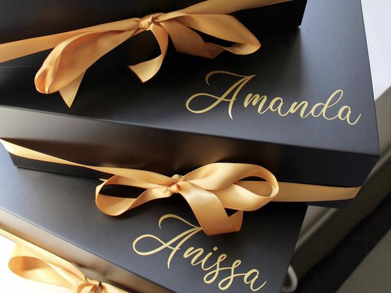 Spirit and Shine - Bridesmaid Proposal Boxes