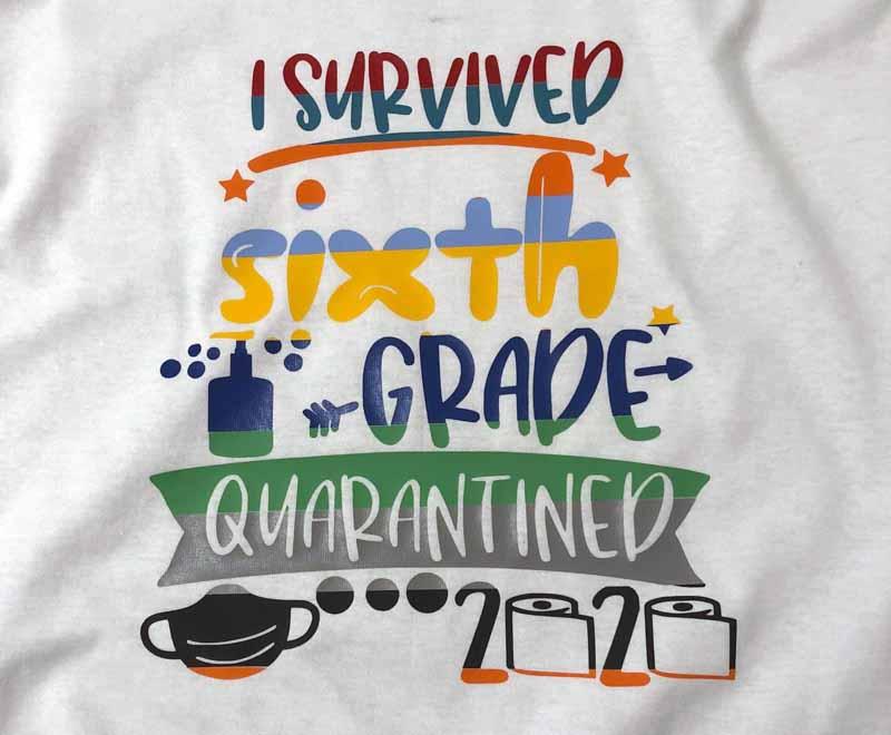 Megan Reidinger - scraps shirts