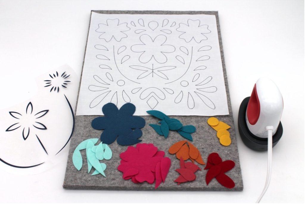 Fabric template