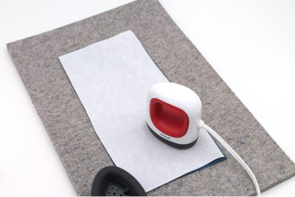 Cricut EasyPress mini fabric