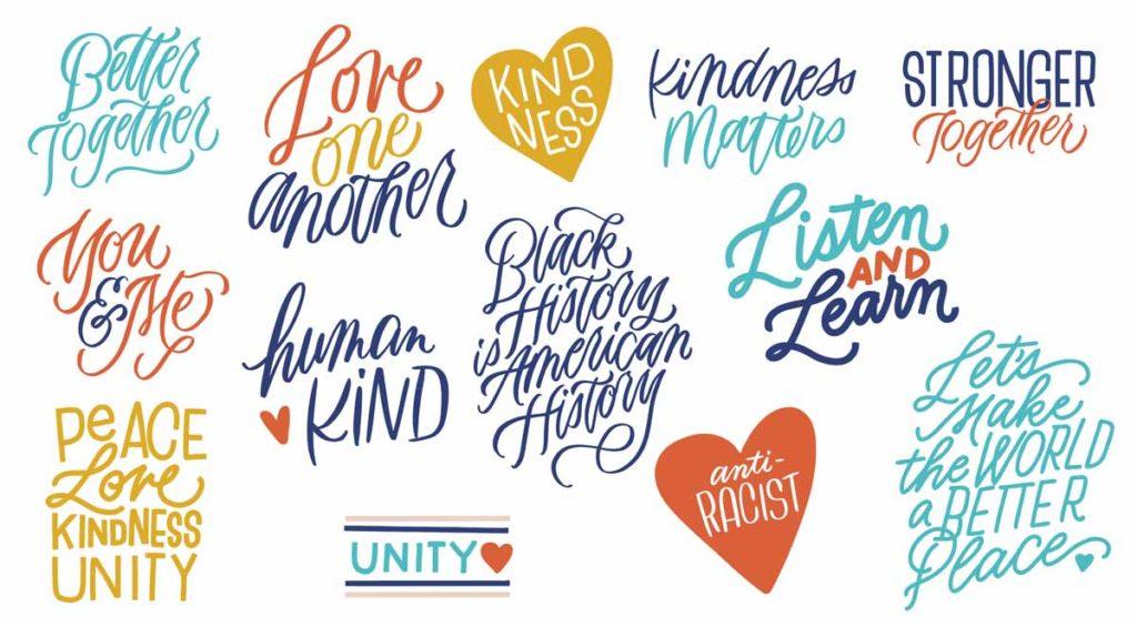 Erin Wilson - Kindness Image Set