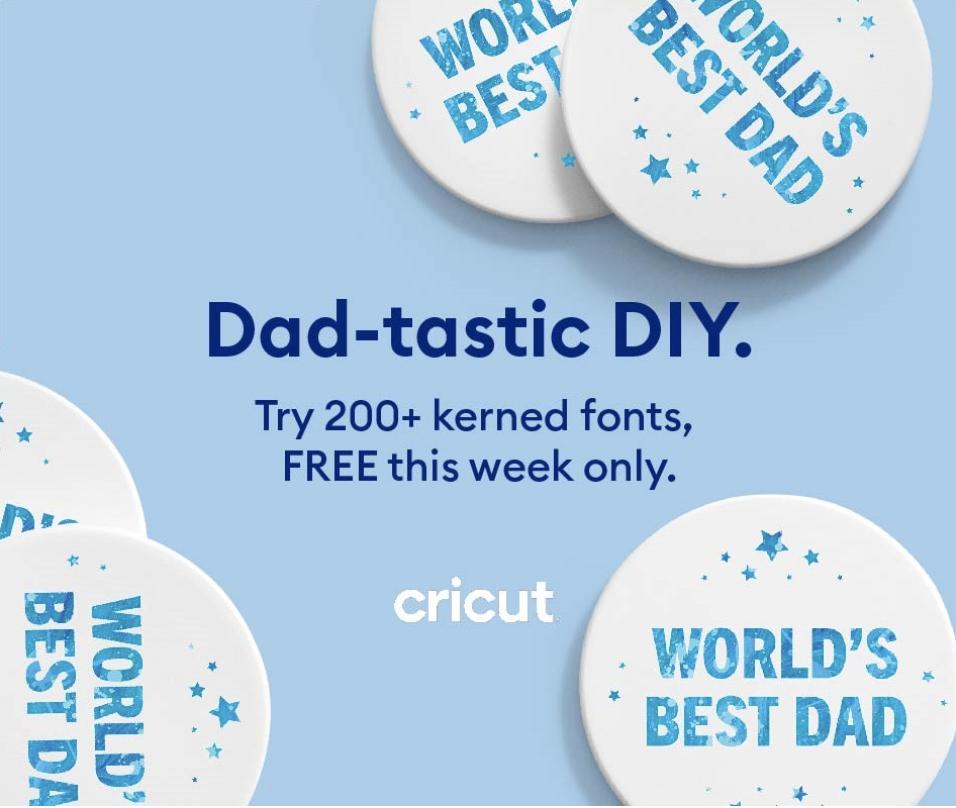 dadtastic diy kerned fonts