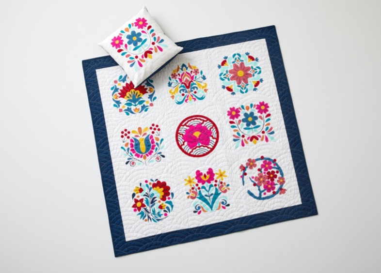 Cricut Quilt of the Month