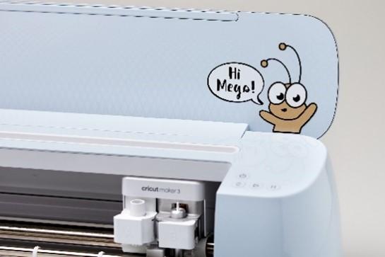 cricut machine vinyl